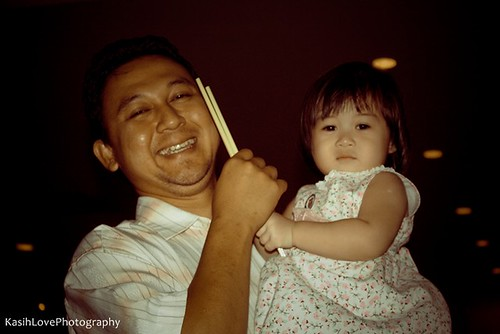 Acel and dad