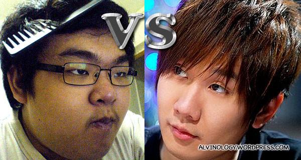 YOG Cheer: Yong Wei vs JJ Lin