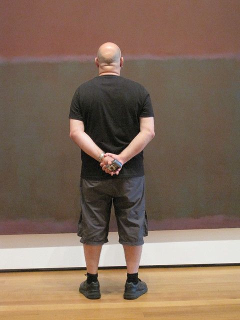 Contemplating Rothko