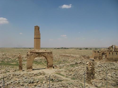 Ruinas de Harran, Turquia