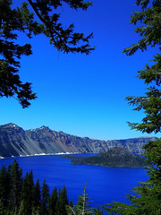 Crater Lake, Oregon (FarleysJourney) Tags: craterlakeoregon thegalaxy
