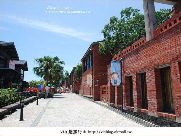 【暑假旅遊】暑假何處去~宜蘭傳統藝術中心勁好玩!29