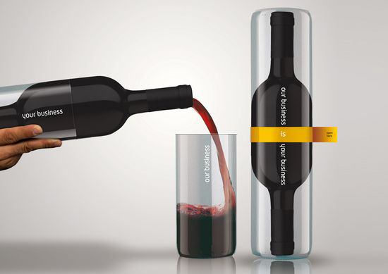 botellas creativas
