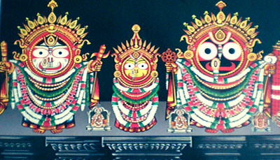 Raja Besha – Costume Of Lord Jagannath
