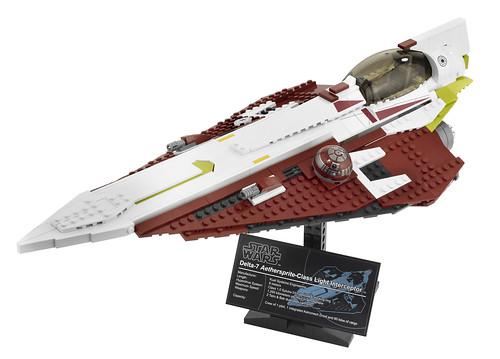 10215 Obi-Wan's Jedi Starfighter - 1
