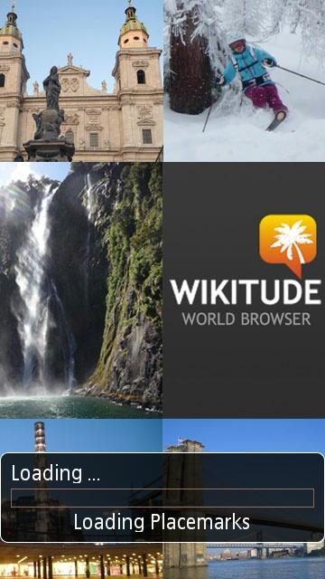 Zomg, @whatleydude just gave me @wikitude!!1! #n97minitour
