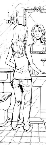 City of Bones pencils