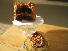 Mini German Chocolate Cake
