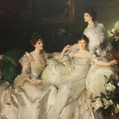 The Wyndham Sisters: Lady Elcho, Mrs. Adeane, Mrs. Tennent by John Singer Sargent (peterjr1961) Tags: newyorkcity newyork art themet metropolitanmuseumofart