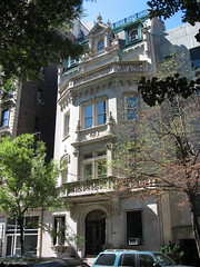 J. Stevens Ulman House, Upper East Side (New York Big Apple Images) Tags: newyork manhattan landmark uppereastside newyorkcitylandmarkspreservationcommission nyclpc metropolitanmuseumdistrict