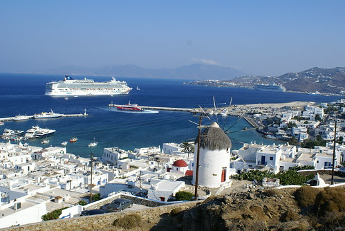 Mykonos, Greece by L. Richard Martin, Jr., on Flickr