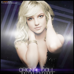 Britney | The Original Doll ( amaro) Tags: new original sky colors lady lights michael doll bass spears circus madonna jackson single janet caio blackout britney candies radar gaga 2010 beyonce the amaro ferreira colorindo colorir wamonizer