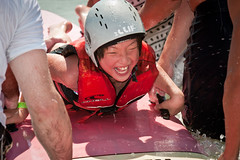 Best Day at the Beach in NJ - July 17, 2010 (Best Day Foundation) Tags: sea summer beach kids newjersey community surf nj surfing kayaking autism bodyboarding specialneeds boogieboarding bestday downsyndrome cerebralpalsy surfershealing bestdayfoundation surfersenvironmentalalliance