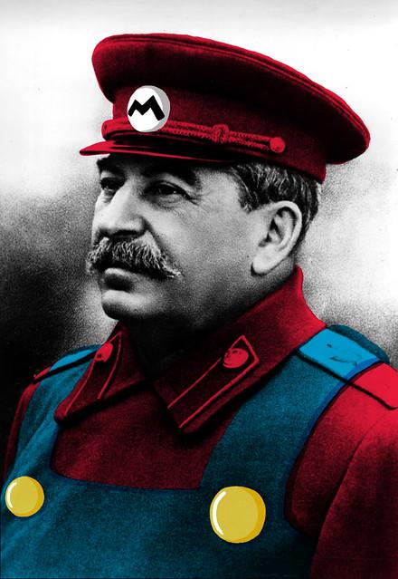 Stalin Mario