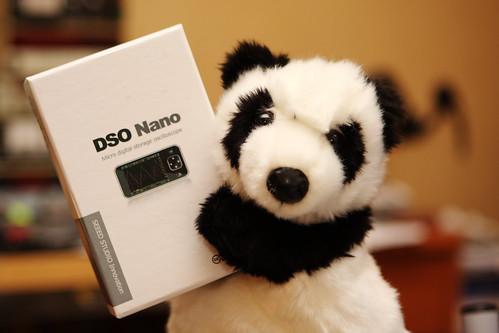 SeeedStudio DSO Nano