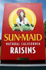 Ett stort paket soltorkade russin
