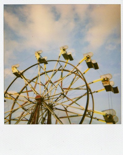 Polaroid Ferris Wheel