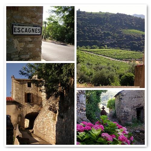 escagnes dorp