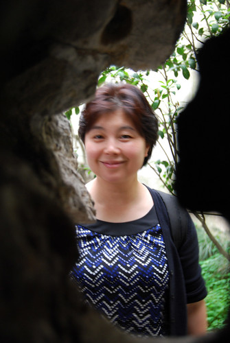 o24 - Chunlin through the Mandarin Duck Rocks