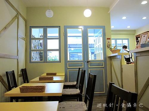 法蕾薄餅咖啡屋店內1