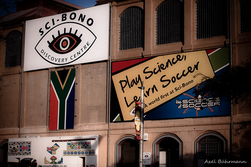 Sci-bono Discovery Centre, Newtown