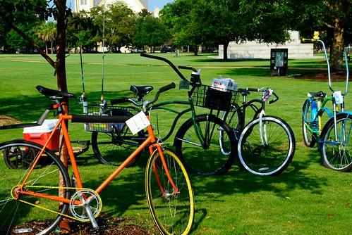 charleston's hippest bikes