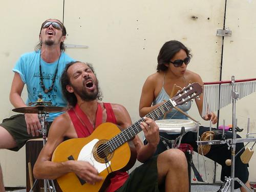 Mañaners Guitarra i percussió