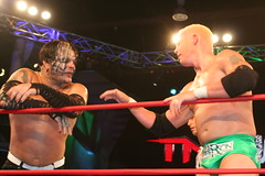 Jeff Hardy & Mr Anderson