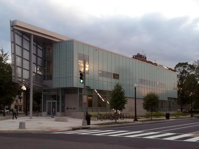 Watha T. Daniel/Shaw Library