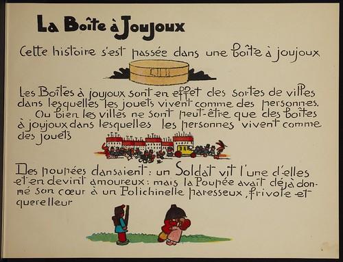 Debussy - La Boîte à joujoux c