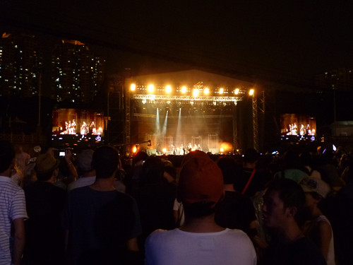 MTV World Stage 2010 Malaysia @ Sunway Surf Beach