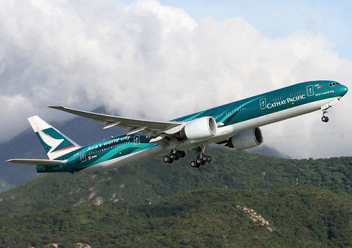 Boeing | 777-367/ER | Cathay Pacific Airways | Asia