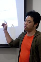 岡崎 隆之さん, 第 3 回 JavaFX 勉強会, 日本オラクル
