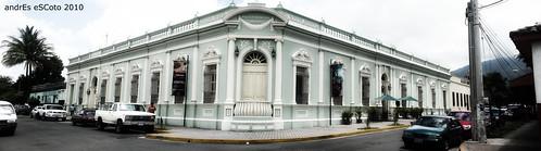 Palacio de Santa Tecla