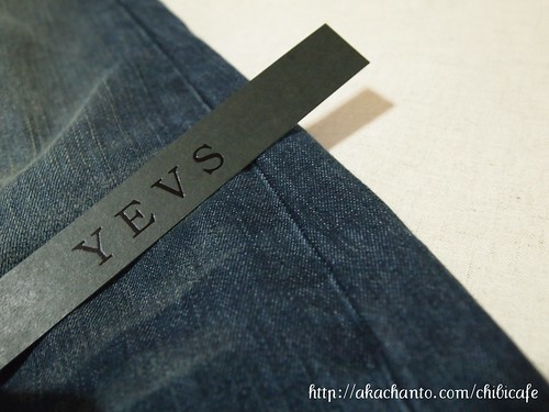 YEVS(イーブス)1