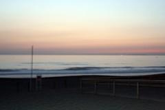 It rained flowers when the music began (petitillusion) Tags: sea summer sky blur beach portugal sand holidays atlanticocean lourinh canon1000d