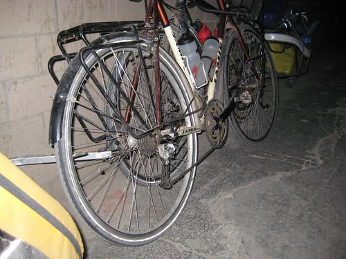 My Wheel in Xinjiang