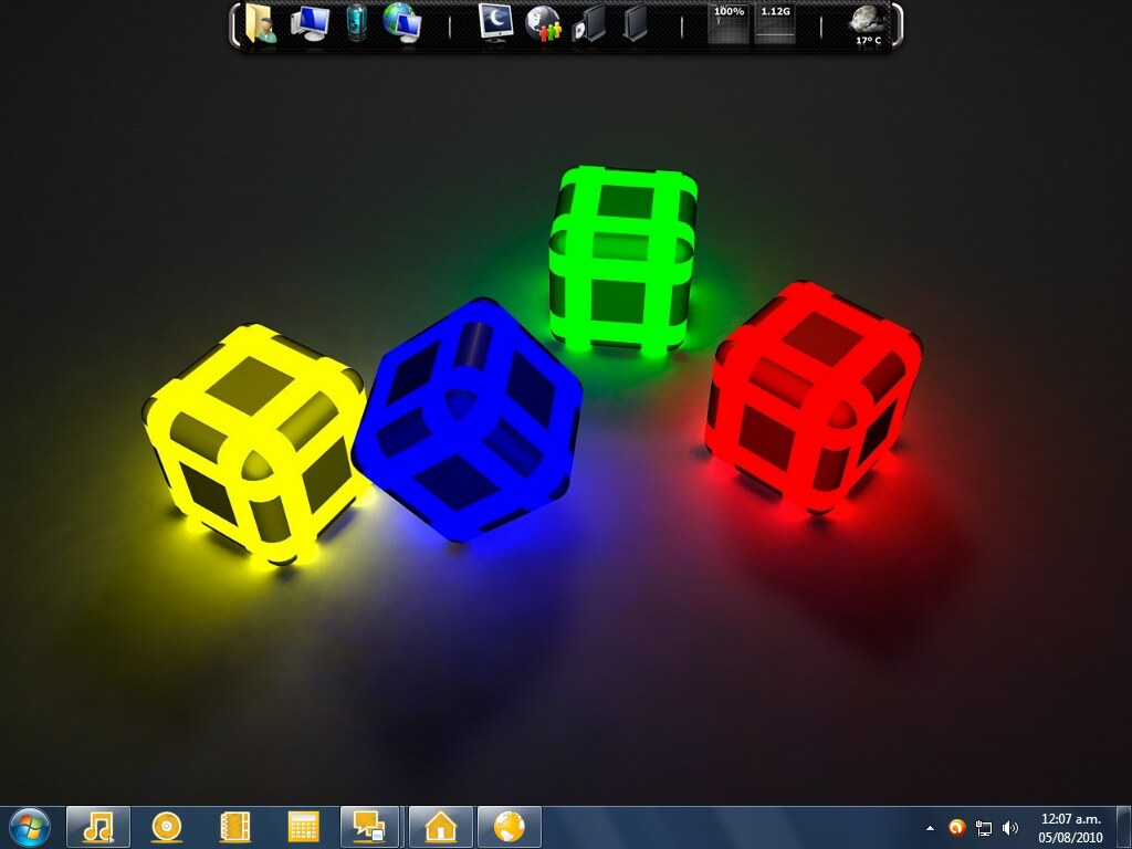 Modding Windows 7 Profesional