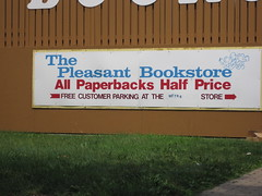 Pleasant bookstore