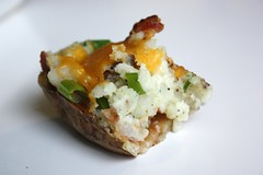 Sunshine and Bones: Twice Baked Potatoes