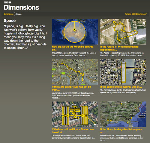 BBC - Dimensions - Space
