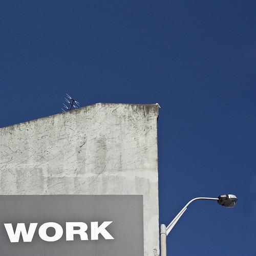 Work straight