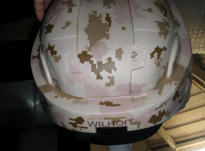 MARPAT HALO Helmet 4