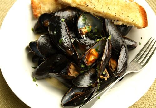 Fresh or FRESH Mussels?