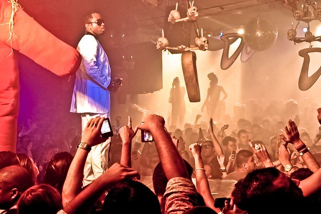 Diddy Does Subliminal Sessions at Pacha