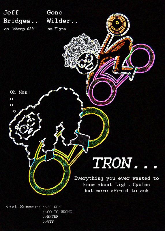 Design Challenge - Tron 4867128884_535d32d5f3_b