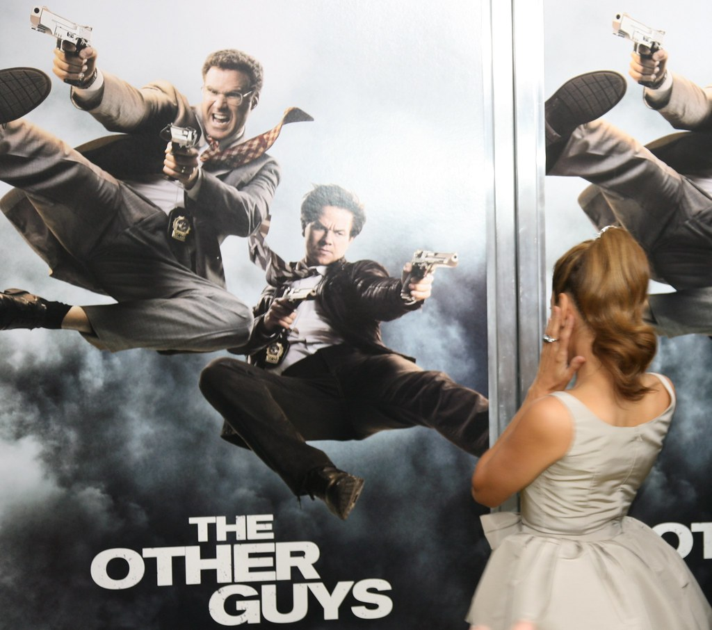 Eva Mendes, The Other Guys Movie Premiere