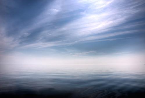 フリー写真素材, 自然・風景, 海, 霧・霞, 雲, スウェーデン,