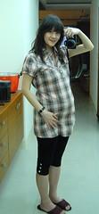 七個半月的孕婦