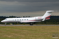N550RP - 5184 - Private - Gulfstream G550 - Luton - 100726 - Steven Gray - IMG_8049